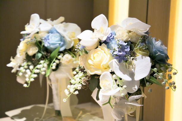 結婚式のオリジナルブーケを作ってみよう!造花が超オススメ!